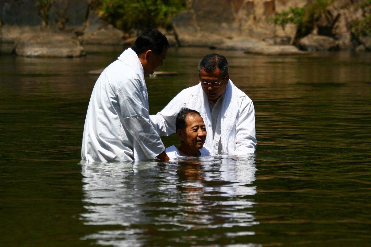洗礼方式的改变对教会的警戒与省思